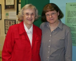 Joyce Maienschein and Margaret Allard