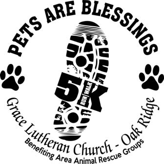 Pet Fest and 5K logo