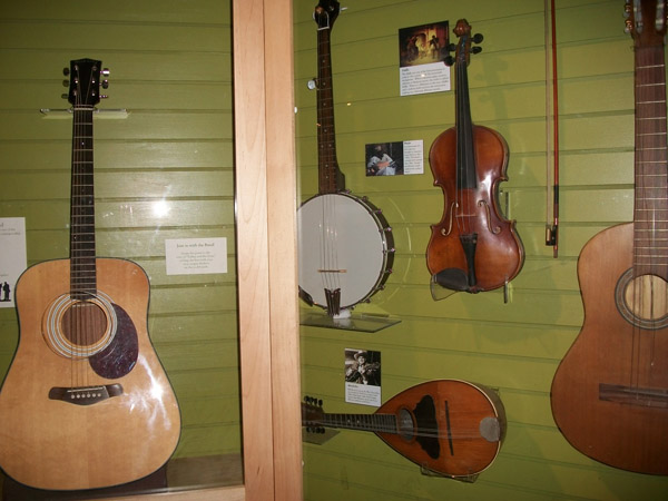 Appalachian Instruments Exhibit