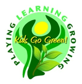 Kids Go Green! logo